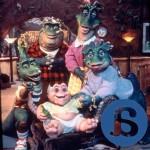 Cuando los dinosaurios dominaron la televisión