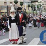 Olentzero y Mari Domingi. Una tradición muy viva en Navidad