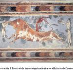 Palacios, laberintos y toros