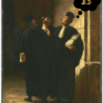 Honoré Daumier y la nube injusta