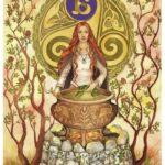 El papel de la mujer celta en el ámbito religioso