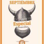 Próximo número: 6 de Septiembre – ESPECIAL Genocidios