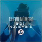 Nuevo número: 8 de Noviembre